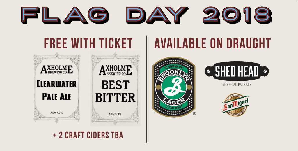 flag day beers