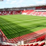Fibresand pitch at Rotherham United 2