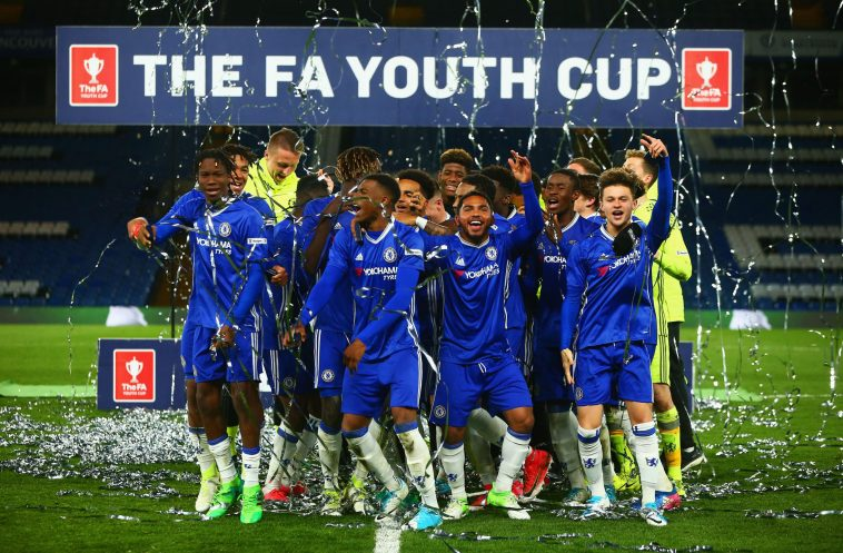 chelsea manchester city fa youth cup final 260417w